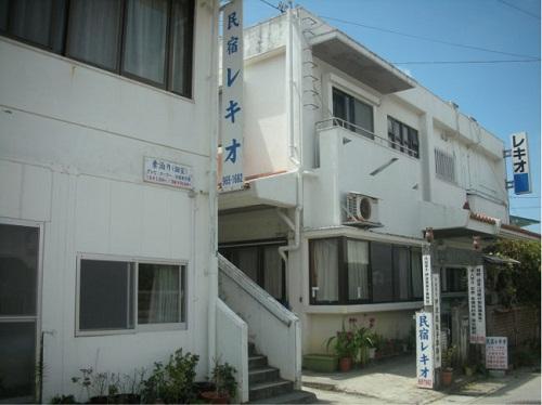 「貸し別荘・コテージに泊まる」沖縄の民宿・ペン …